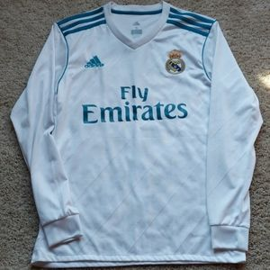 Mens Adidas Real Madrid Ronaldo Jersey